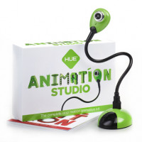 HUE Animation Studio in Green color