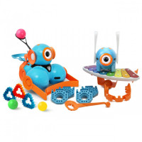 Wonder Workshop Dash and Dot Robot Pack (Wonder Pack). Product Code : DSH100-P