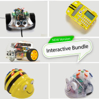 Bundle. Bundle of Bee-Bot, Blue-Bot, Pro-Bot, Ino-Bot and Pi2Go Kit