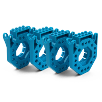 Wonder Workshop Dash & Dot - Building Brick Connectors. Product code: DSH105-P
