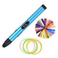 RP600A The Basic 3d Pen. Blue color