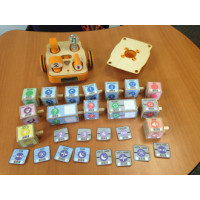 KIBO robot kit - Comprehensive kit with 14 programming blocks