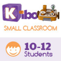 Small Classroom Package - KIBO 18 for 10-12 Students