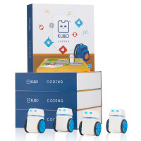 Kubo Floor Robot Coding 4 Pack - Version 2020