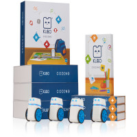 KUBO Coding and Coding+ Bundle 4-pack