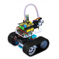 KEYESTUDIO DIY Mini Tank Smart Robot car kit for Arduino