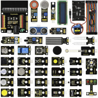 KEYESTUDIO 37 in 1 Sensor Starter Kit With Micro:Bit Board