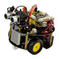 KEYESTUDIO Smart Little Turtle Robot V2.0