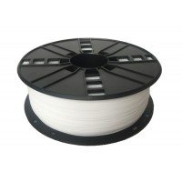 1.75mm, 1KG Nylon Filament for 3D Printer - White