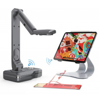 V500W Document Camera. WIFI & HDMI & USB & VGA Connectivity