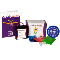 Kidder Squishy Circuits Lite Kit. Product Code: SQ-98352