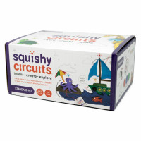 Kidder Squishy Circuits Standard Kit. Product Code: SQ-98353