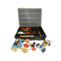 Kidder Jr Engineering Box Pulleys & Gears. Product Code: 8354ENGBXP
