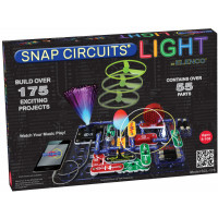 Kidder Elenco Snap Circuits Light Kit. Product Code: 8035CL175