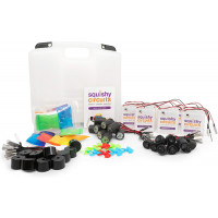Kidder Squishy Circuits Group Kit. Product Code: SQ-98356