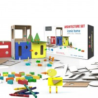 3DuxDesign Iconic Home Architecture Set