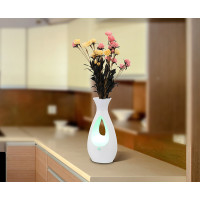 Vase and Motion Sensor Night Light and Bluetooth Speaker. Ref RP2002