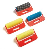 TTS Group UK Giant Foam Pattern Rollers 4pk, Product Code: AR02029