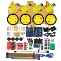 Bluetooth Controlled Robot Car Kits