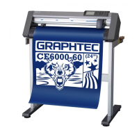GRAPHTEC CE6000-60 Plus Electronic Cutter aka CraftROBO Pro