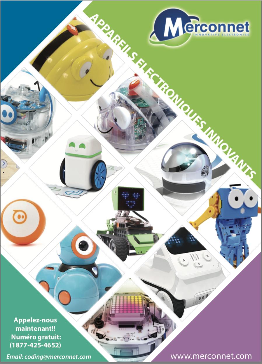 Catalogue coding  robotics 2019