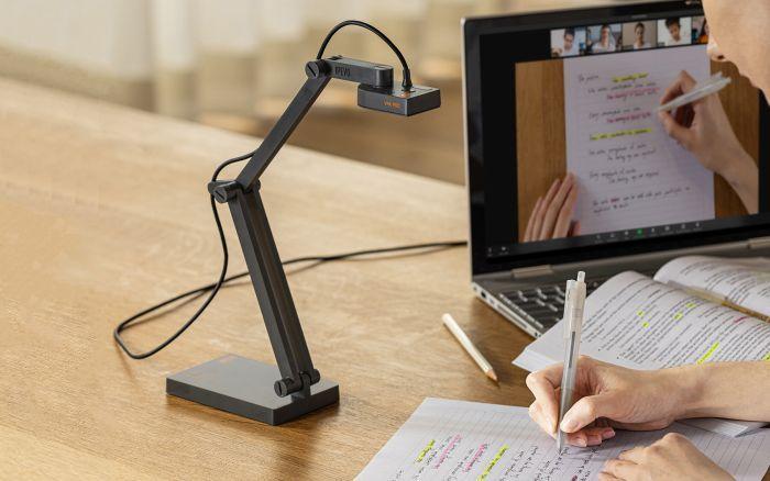 IPEVO V4K PRO Ultra HD USB Document Camera