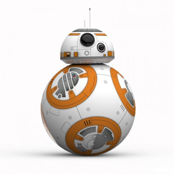 Sphero Star Wars BB-8 Bluetooth Smartphone Controlled Robotic Ball. (No Droid Trainer)