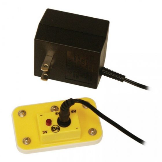 AC Adapter for SnapCircuits. RB-Ibo-49