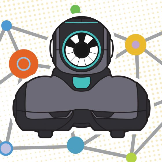 PD Course: Introduction to Coding and Robotics with Cue.