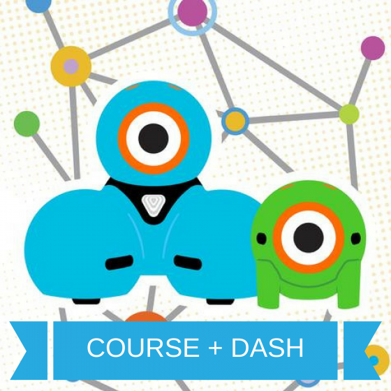PD Bundle: Introduction to Coding and Robotics with Dash . DSH032-P