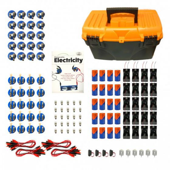 Kidder Discovery Electricity Kit.  Product Code: 80543201