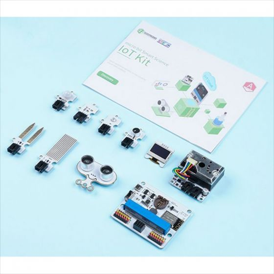ElecFreaks micro:bit smart science IoT kit (with V2 micro:bit)