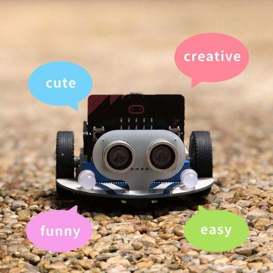 ElecFreaks micro:bit Smart Cutebot(without micro:bit)