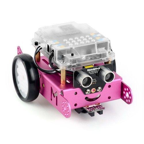 mBot v1.1 – Pink - 2.4G Version . MAK027-P