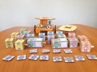 KIBO, screen-free robot kit for kids. 4-7 years old. 18 Blocks Kit (advance level)