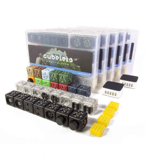 Cubelets Inspired Inventors Educator Pack *NEW*