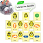 Bundle Blue-Bot Bluetooth Programmable Robot and Command cards