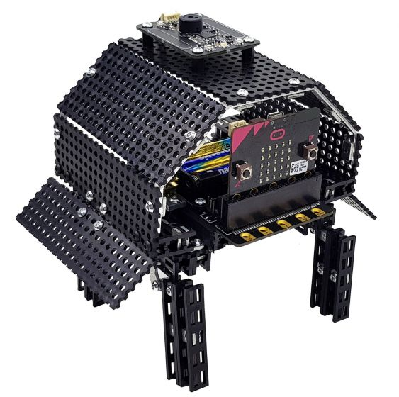 Code your Totem Tortoise and see it come alive! BBC Micro:bit included