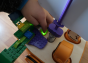 KIBO, screen-free robot kit for kids. 4-7 years old. 21 Blocks Kit (advance plus level)