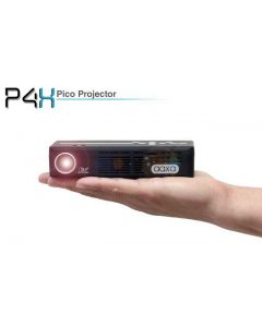 P4X Pico Projector (95 Lumen LED, HDMI, Media Player)