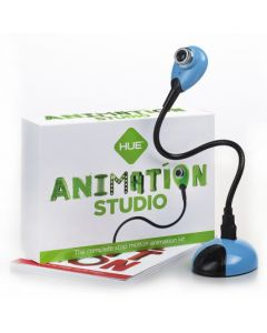 HUE Animation Studio in Blue color
