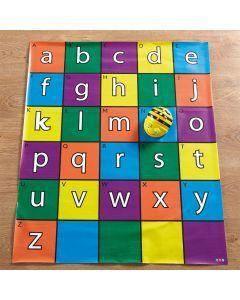 Bee-Bot and Blue-Bot Alphabet Mat. Model: IT00853