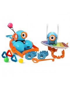 Wonder Workshop Dash and Dot Robot Pack (Wonder Pack). Product Code : DSH100-P