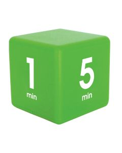 Datexx Time Cube 1-5-10-15 Minute Preset Timer- Green  (DF-37)