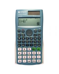 Datexx 4 Line FX-991ES Compatible - Dual Power Scientific Calculator with Natural Textbook Display. DS-991ES