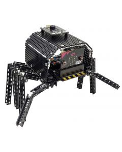 Code your Totem Spider and see it come alive! BBC Micro:bit included