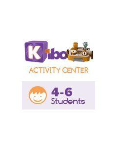 KIBO Activity Center, screen-free robot kit for 4-6 kids. 4-7 years old. 21 Blocks Kit (advance plus level)