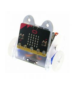 ELECFreaks ring:bit car v2 Educational Smart Robot Kit (with out micro:bit)