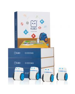 Kubo Floor Robot Coding 4 Pack - Version 2020