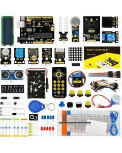KEYESTUDIO super learning kit with UNO R3 for Arduino Starter